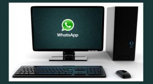 Instalare WhatsApp pe laptop, PC sau tabletă