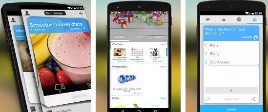 aplicatie de facut bani online Toluna ios sau android