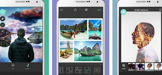 editare imagini Pixlr Android iphone