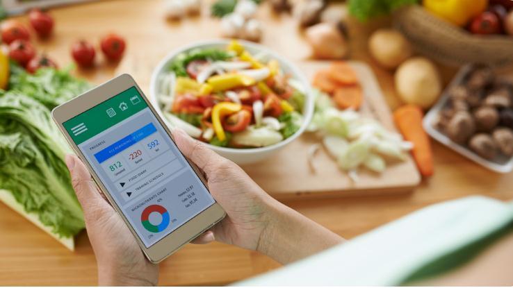 Aplicații pentru slăbit gratuite Android sau iPhone