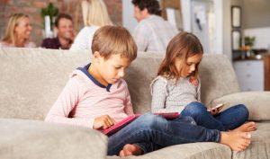 Configurează Control parental pentru copii pe iPad