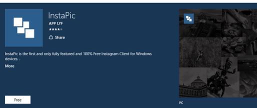 Cum încarci poze pe Instagram din PC cu InstaPic