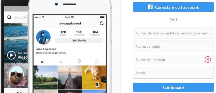 Cum folosești Instagram de pe PC sau laptop