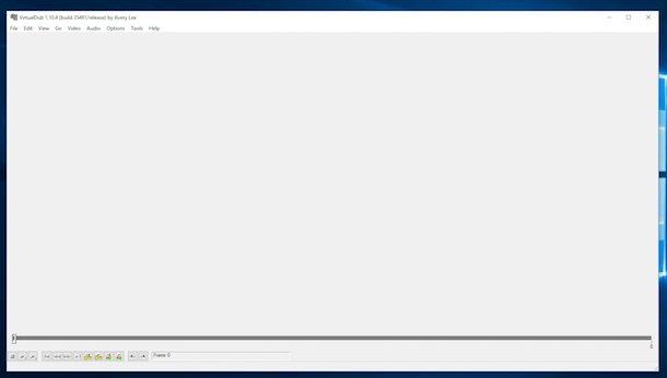VirtualDub Mod