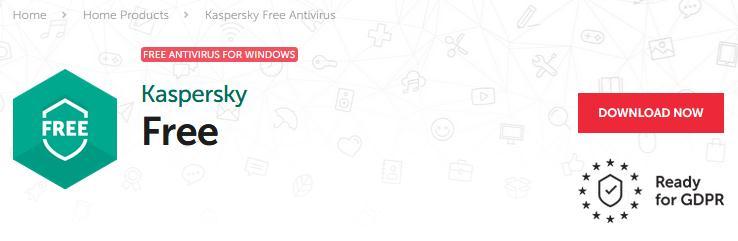 download Kaspersky free anti-virus gratis