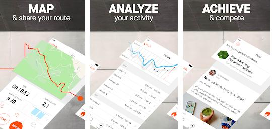 Aplicații pentru ciclism Strava GPS (Android iOS)