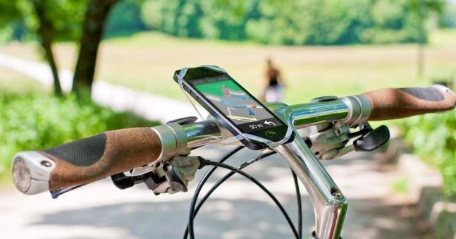 Aplicații pentru ciclism bicicletă GPS Android sau iPhone