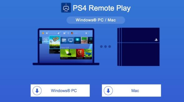 Conectare PS4 Remote Play de pe PC sau Mac