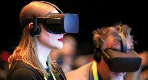 Configurare cască cu ochelari VR Oculus Rift