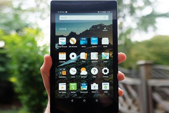 Cum fac captură de ecran pe tabletă Amazon Fire