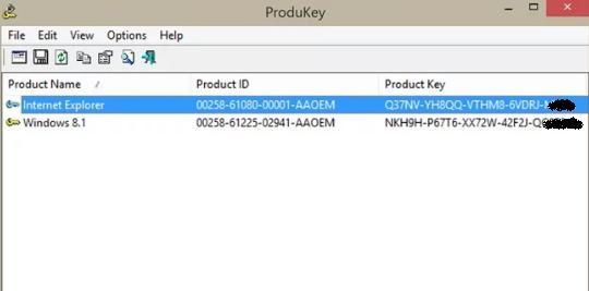 Cum găsesc cheia de produs la Microsoft Office