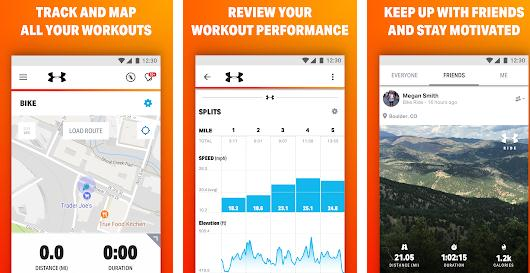 Map My Ride GPS Cycling (Android iOS)