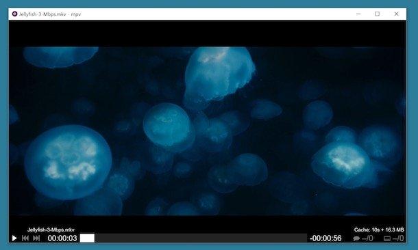 Mpv program de vizionat filme WindowsMac Linux