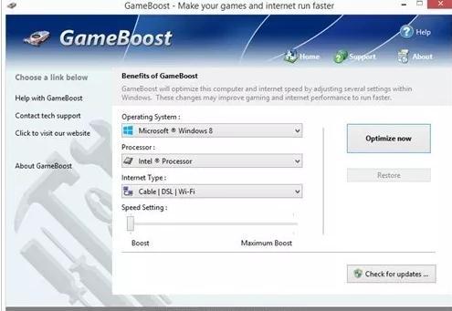 Program accelerator video pentru jocuri PC