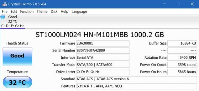 Program de verificat hard disk-ul