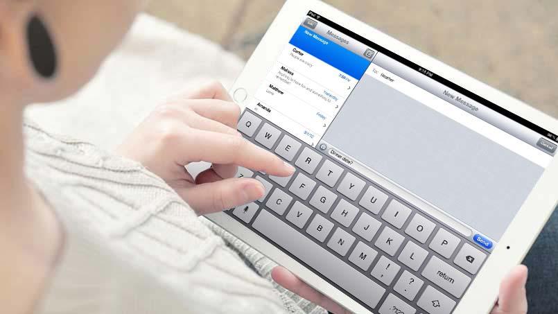 Trimite mesaje în siguranță și e-mailuri criptate