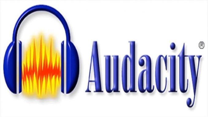 Înregistrare cu Audacity, vocea (audio) de la microfon