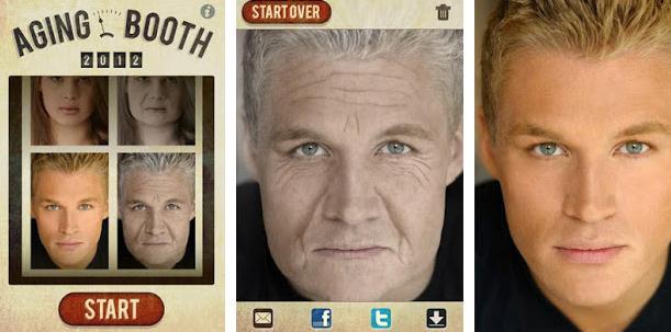 Alte aplicații de îmbătrânire a feței pentru iPhone