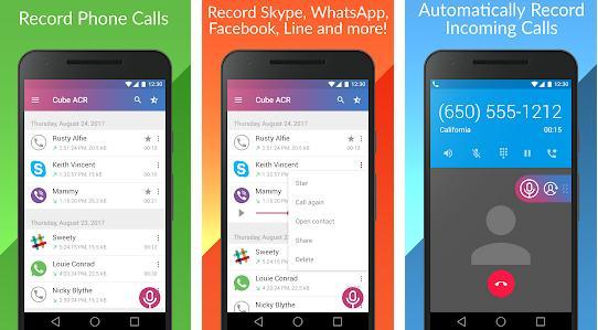 Alte aplicații pentru înregistrare apeluri Huawei