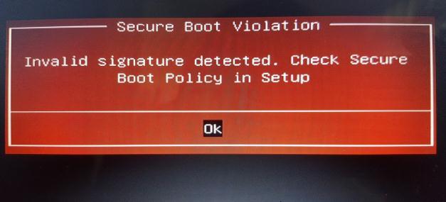 Ce este UEFI Secure Boot?