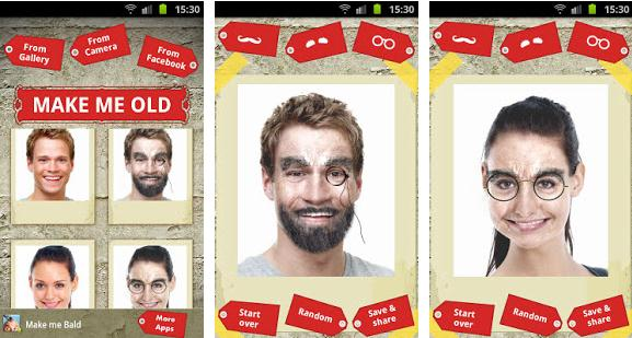 Make me Old (Android)