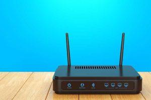 Schimbare parola WiFi la router în Windows 10