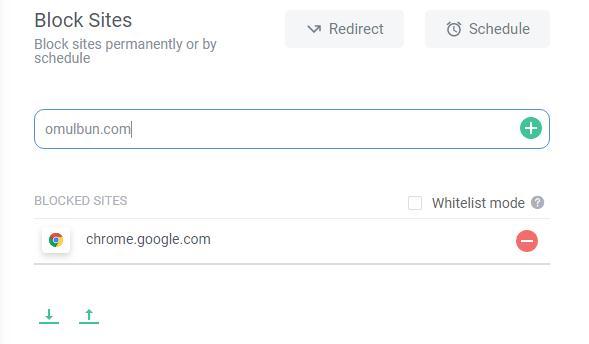 cum blochezi un web site