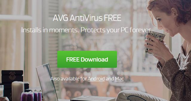 Descarcă Avg Antivirus Free