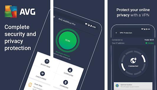 Descarcă Avg Antivirus pentru Android