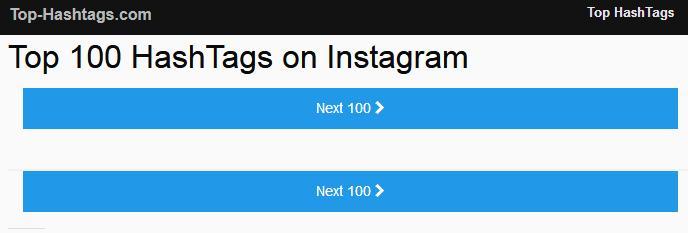 Hashtag-uri pentru Instagram