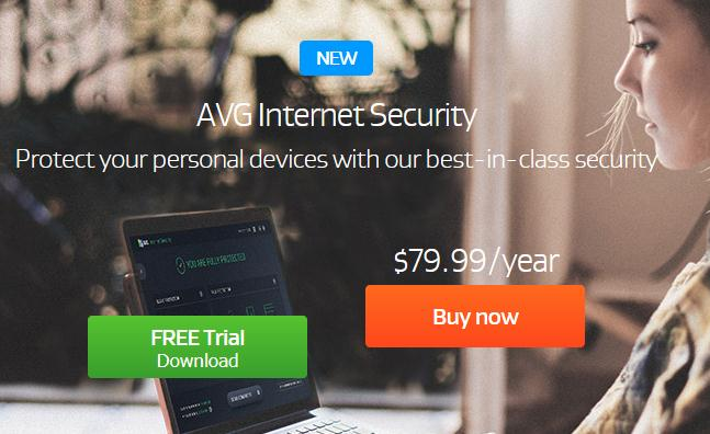 descarca AVG Internet Security