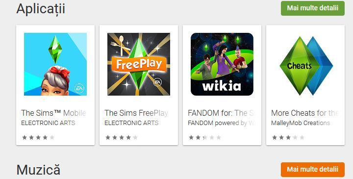 Descarcă The Sims pentru Android