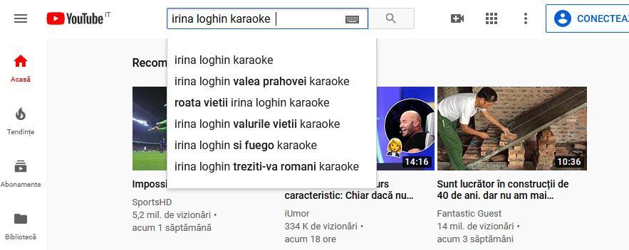 Karaoke românești populara moldoveneasca manele
