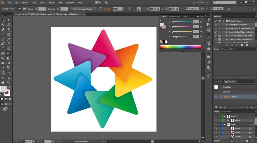 Program de creat logo gratis Adobe Illustrator