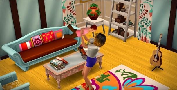 The Sims FreePlay pentru telefon Android