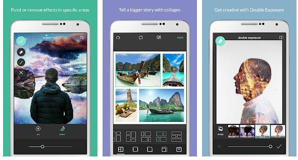 Alte aplicații de întors pozele pe telefon iPhone sau Android