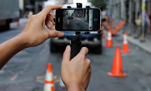 Aplicație de întors pozele pe telefon iPhone sau Android