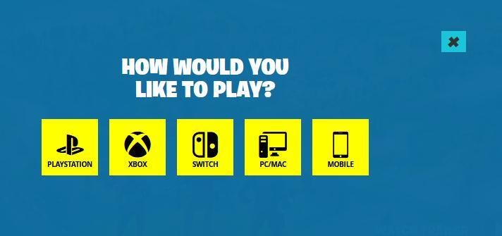 Descarcă Fortnite gratis pe PC sau telefon Android