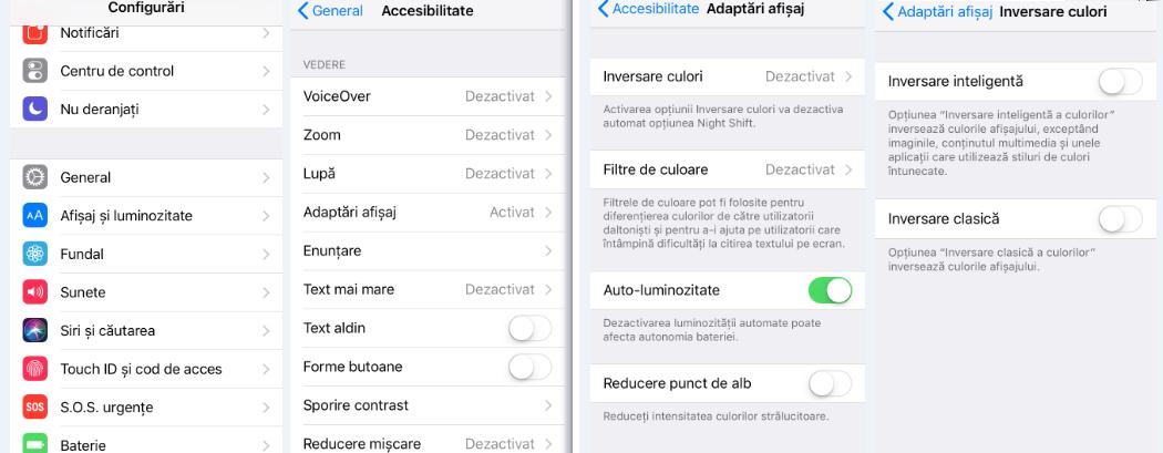 activare dark mode pe instagram iPhome