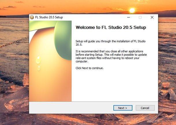 instalare FL Studio