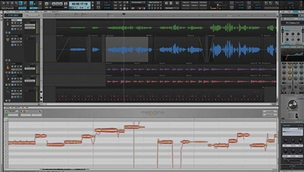 program de creat muzica Cakewalk Sonar