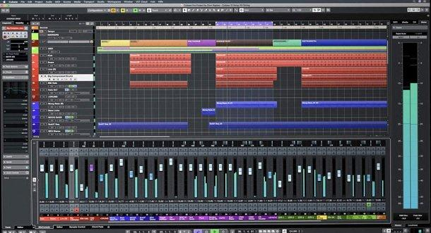 program de facut beat-uri Cubase