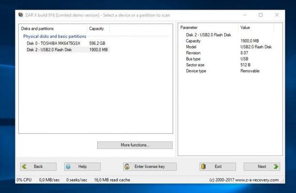 recuperare date hdd formatat windows 7 (ZAR)