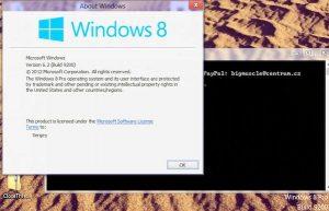 Activează efectul de transparență (Aero Glass) în Windows 8