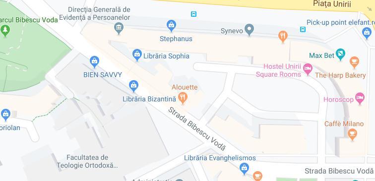 Unde am parcat mașina Google Maps