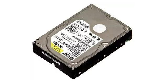 hard disk-ul la clalculator