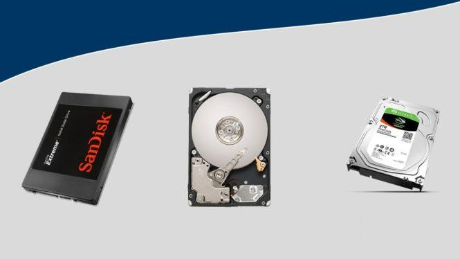 Care este diferența între SSD și HDD sau SSHD