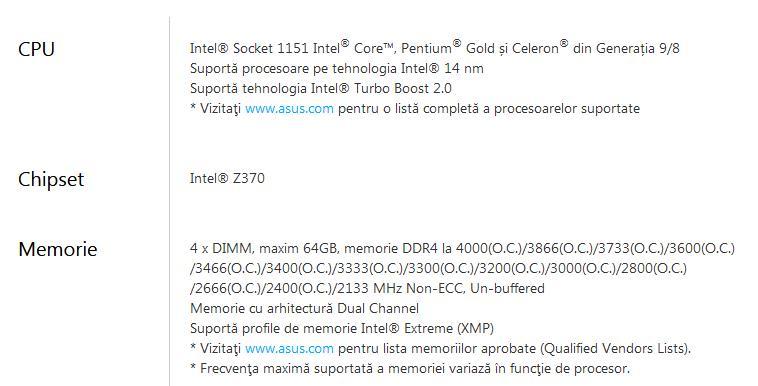 Cum afli dacă o memorie RAM este compatibilă cu placa de bază