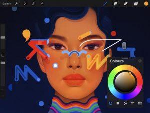 Descarcă aplicația Procreate gratis pentru iPad