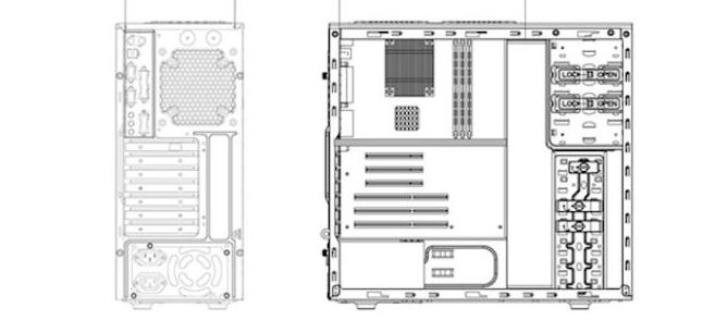 placa video compatibila cu placa de baza (dimensiunea la carcasa PC-ului)